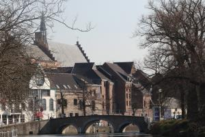 citytrip Brugge - Gent