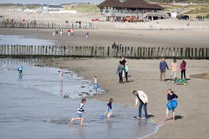 Een dagje aan de Belgische kust - dichtbij.